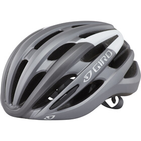 Giro Foray Casco, matte titanium/white
